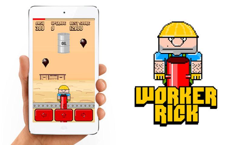 Worker Rick